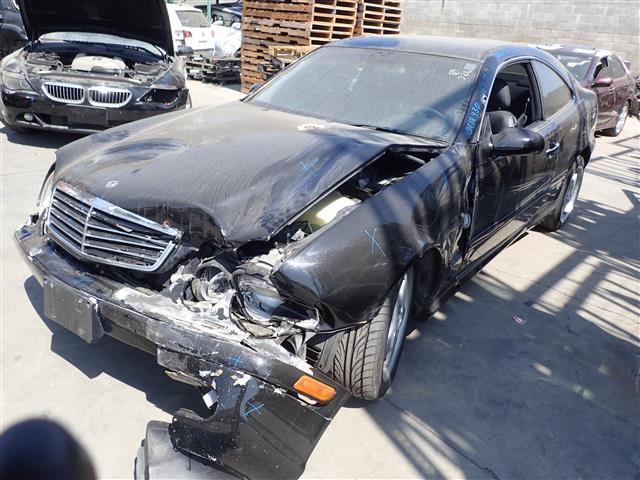Mercedes-Benz CLK430 1999 - 6312RD