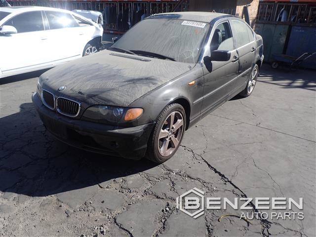 BMW 330xi 2004 - 6320BK