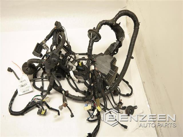 Used 2008 Toyota Highlander SportEngine Wire Harness - Benzeen Auto Used Engine Wiring Harness on bmw 2 8 engine wire harness, engine control module, engine harmonic balancer, oem engine wire harness, suspension harness, dodge sprinter engine harness, hoist harness,