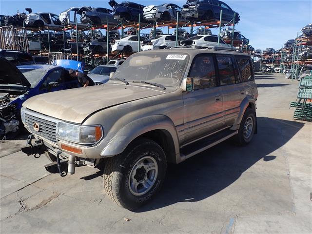 Lexus LX 450 1997 - 6356BK
