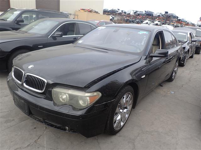 BMW 745i 2004 - 6358BL