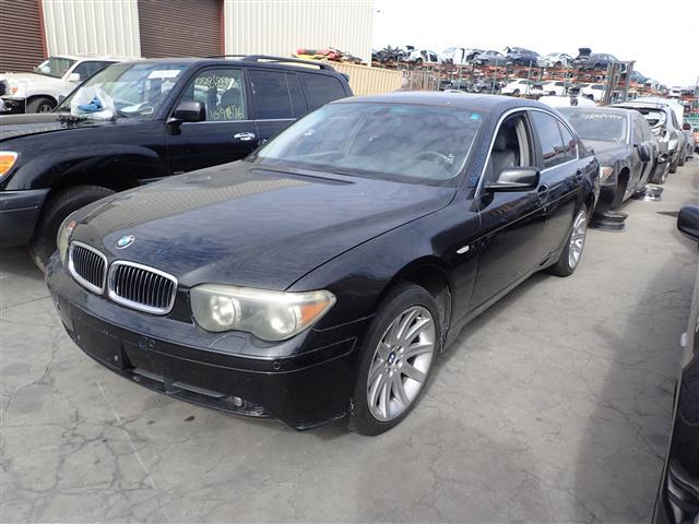 BMW 745i 2002 - 6359GY