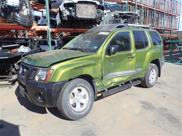 Nissan Xterra 2011 - 6394BL