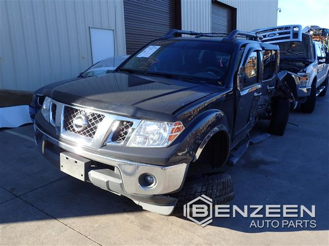 Nissan Frontier 2012 - 6434OR