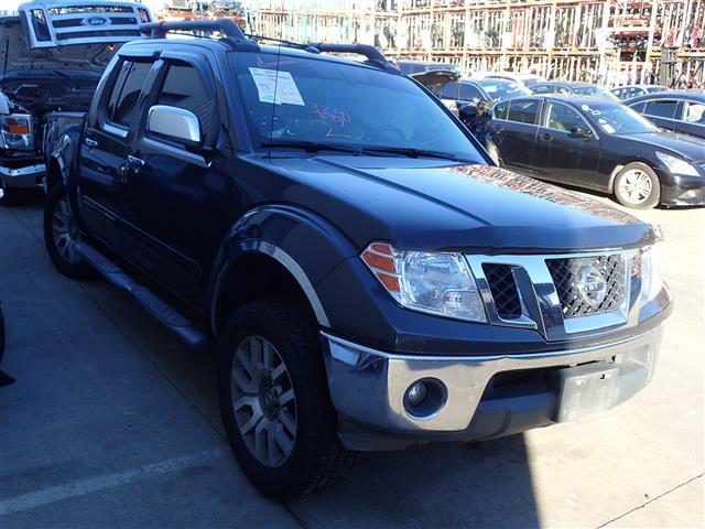 ... 2012 Nissan Frontier ...