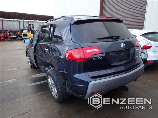 Used Acura MDX Technology Trailer Hitch Benzeen Auto Parts - Acura mdx trailer hitch