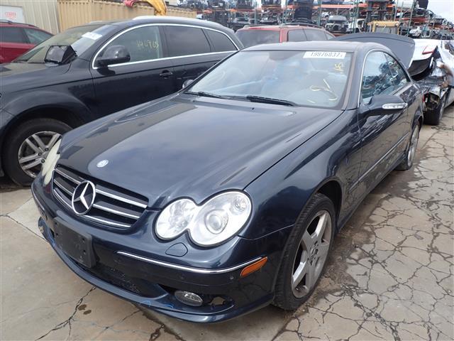 Mercedes-Benz CLK500 2005 - 7091RD