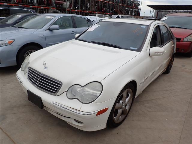 Mercedes-Benz C320 2004 - 7093GY