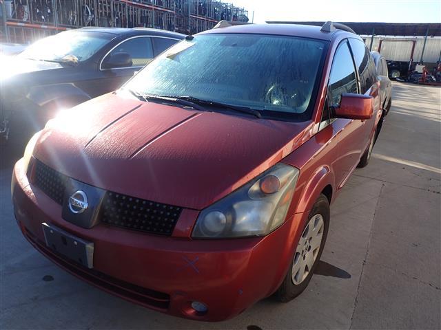 Nissan Quest 2005 - 7107PR