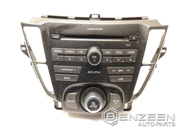 OEM PB Used Acura TL STD Radio Amplifier Benzeen Auto Parts - Acura tl radio