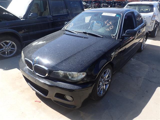 BMW 325Ci 2004 - 7180BK