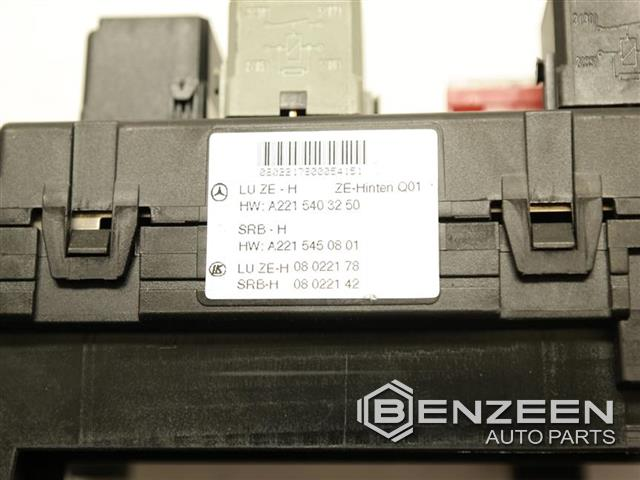 Enchanting Mercedes Benz Cl550 Fuse Box Images - Best Image Wiring ...