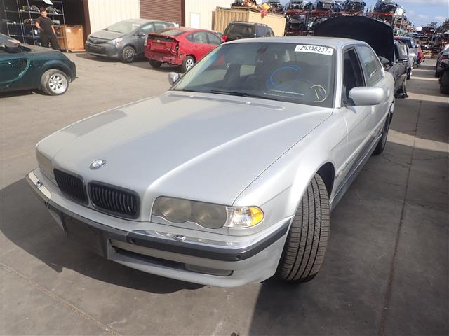 BMW 740iL 2001 - 7227BL