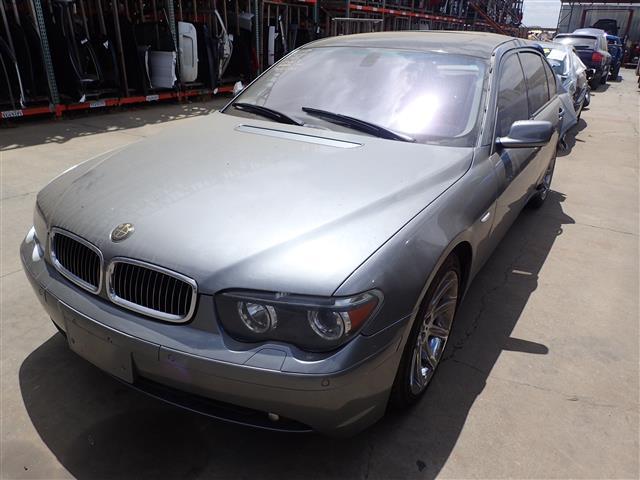 BMW 745Li 2004 - 7228GY