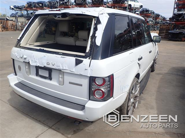 2011 range rover water pump