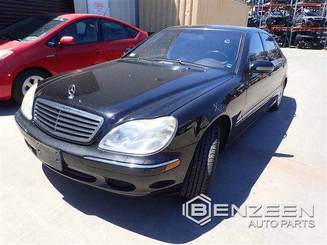 Mercedes-Benz S430 2002 - 7261BK