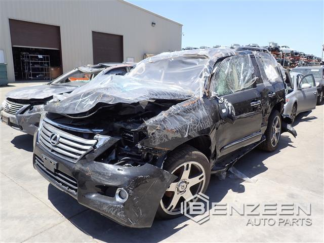 Lexus LX 570 2010 - 7270BK