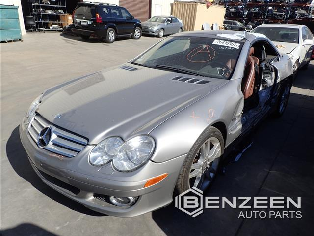 Mercedes-Benz SL550 2007 - 7297YL