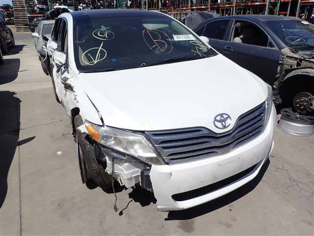 OEM 511000T030 - Used 2009 Toyota Venza V6 Crossmember / K Frame ...