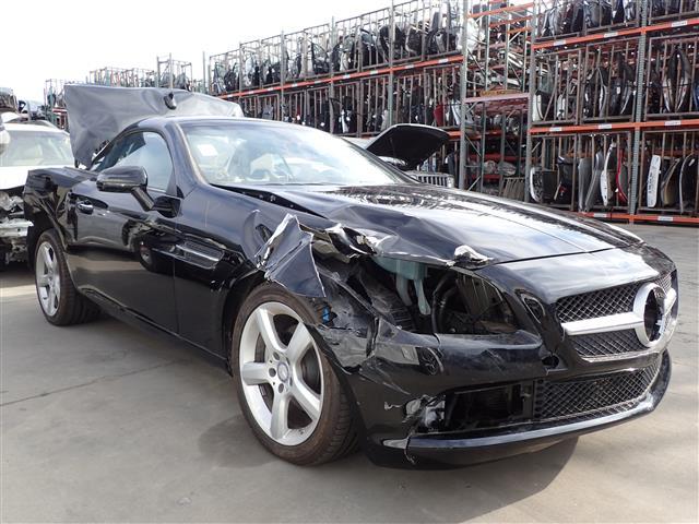 2012 Mercedes-Benz SLK250