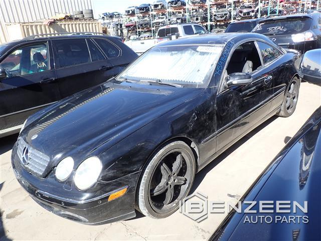 Mercedes-Benz CL500 2000 - 7459YL