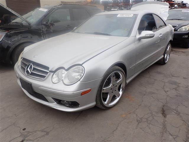 Mercedes-Benz CLK500 2005 - 7490BL