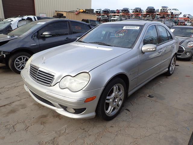 Mercedes-Benz C32 AMG 2003 - 7589BL