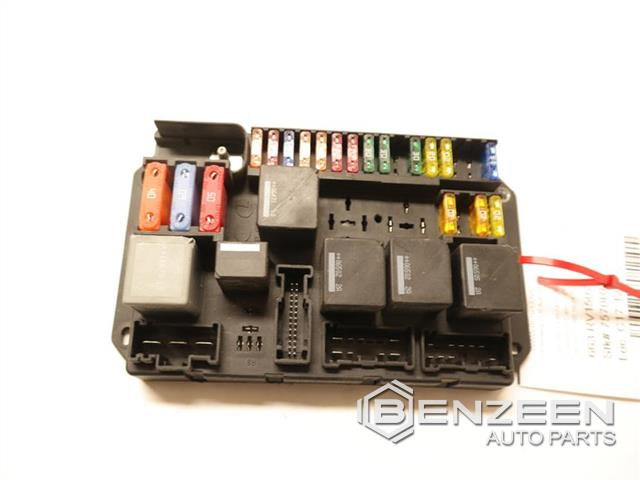 Used 2007 Range Rover Range Rover Fuse Box, Cabin  - photo #1