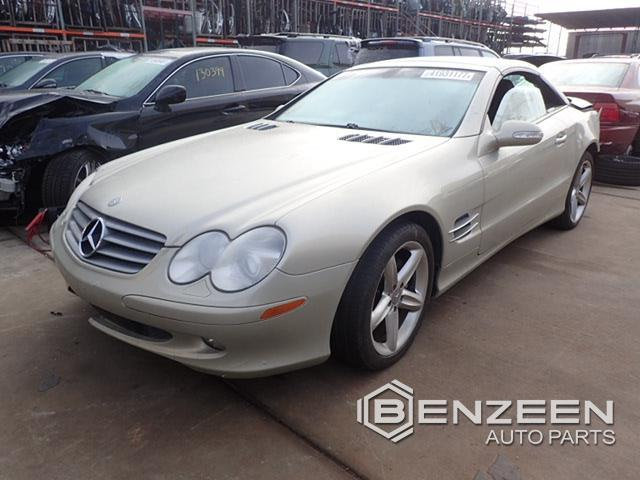 Mercedes-Benz SL500 2003 - 7603YL