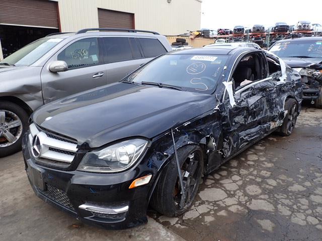 Mercedes-Benz C250 2013 - 8001BK