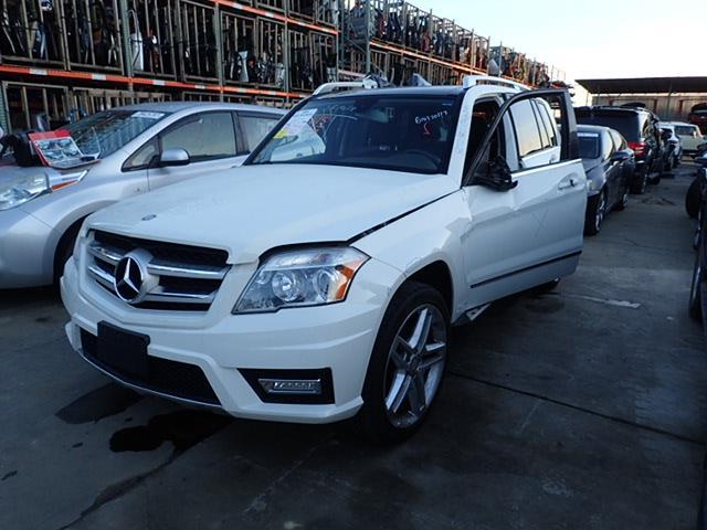 Mercedes-Benz GLK350 2011 - 8020RD