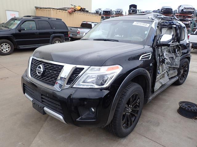 Nissan Armada 2017 - 8187OR