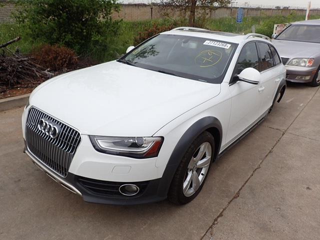 Audi Allroad 2014 - 8210BL