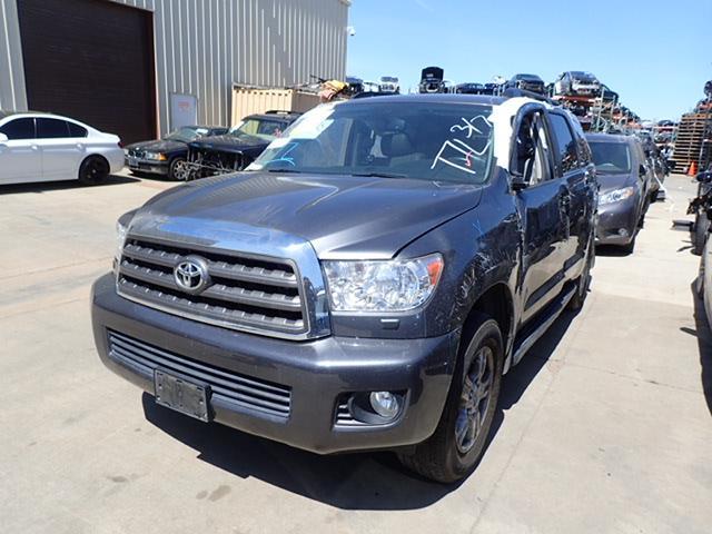 Toyota Sequoia 2011 - 8219BL