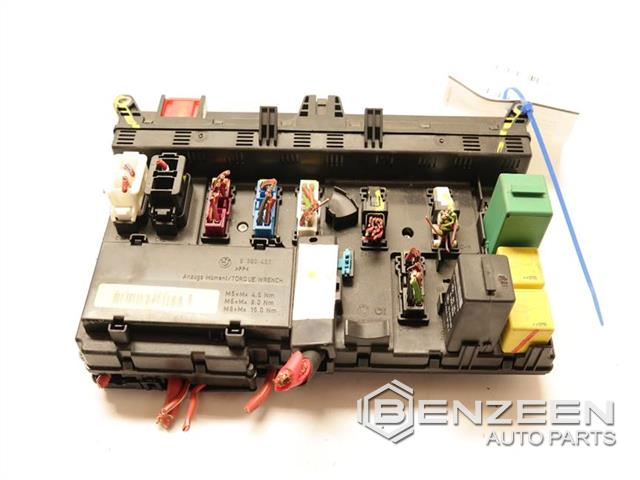 2008 land rover range rover stdfuse box, cabin