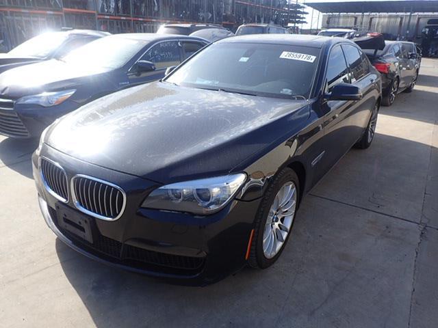 BMW 750i 2013 - 8232OR