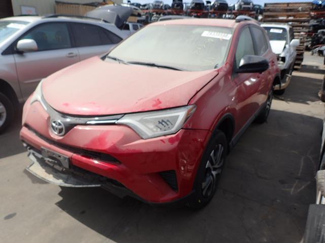 Toyota RAV 4 2016 - 8242YL