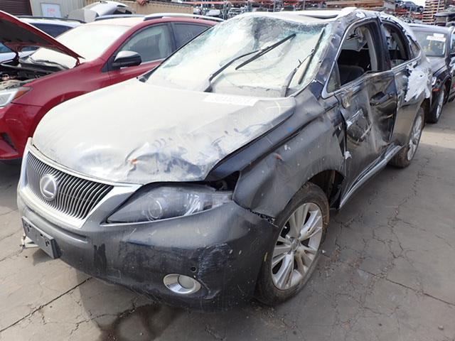 Lexus RX 450h 2011 - 8245RD