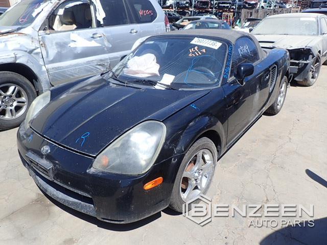 Toyota MR 2 2001 - 8296YL