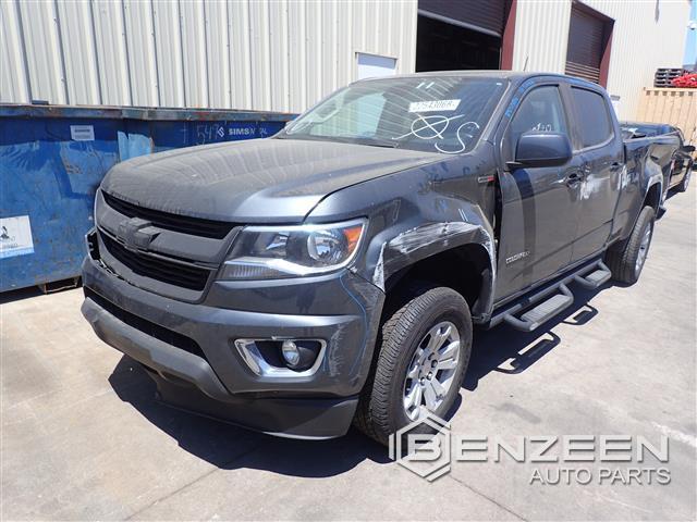 Chevrolet COLORADO 2016 - 8343BK