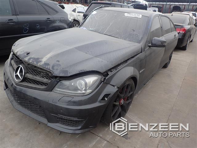 Mercedes-Benz C63 AMG 2013 - 8362RD