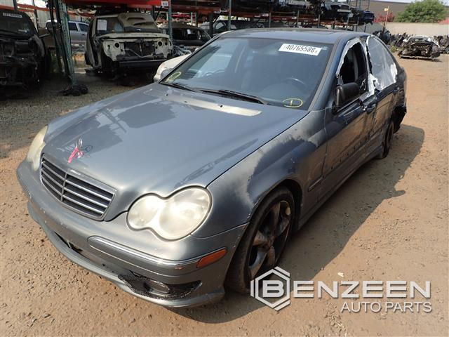 Mercedes-Benz C230 2006 - 8445GY