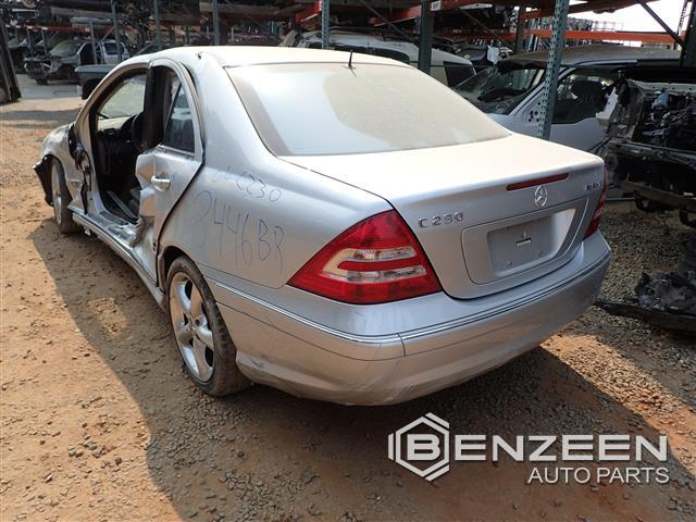 2006 Mercedes-Benz C230