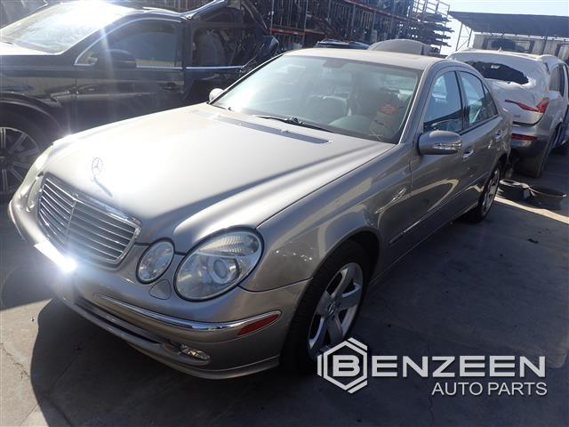 Mercedes-Benz E500 2003 - 8478BK