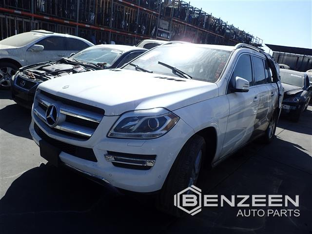 Mercedes-Benz GL450 2014 - 8534BL