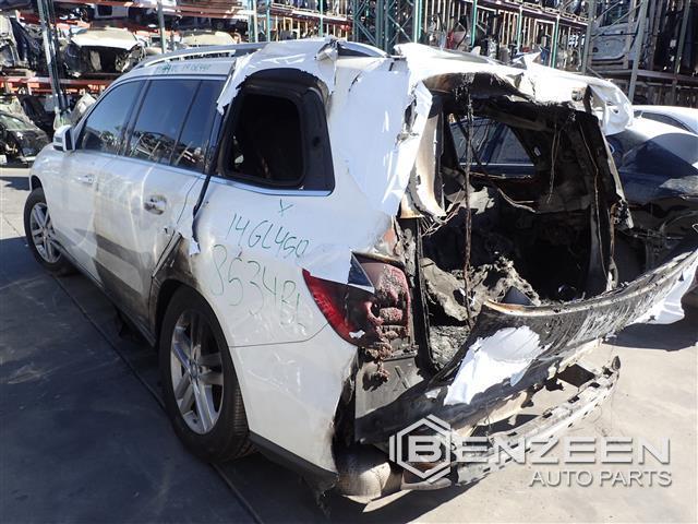 2014 Mercedes-Benz GL450