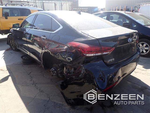 Hyundai GENESIS 2015 - 8586BK