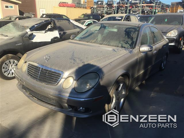 Used Mercedes-Benz E55 AMG Parts - Benzeen Auto Parts