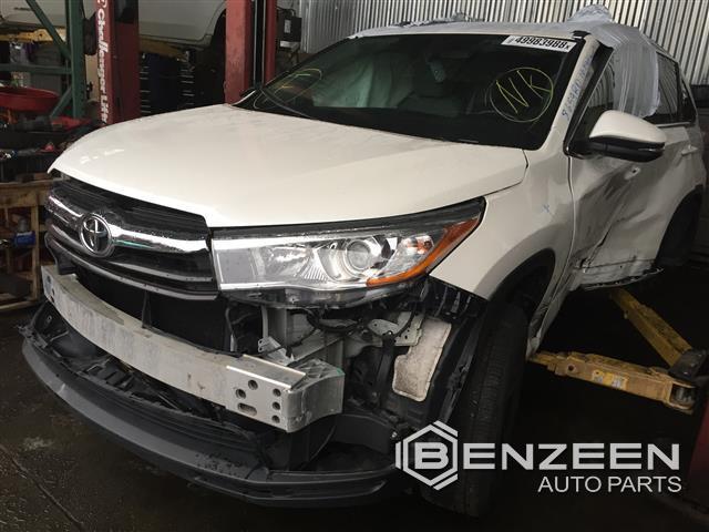 Toyota Highlander 2016 - 8659RD