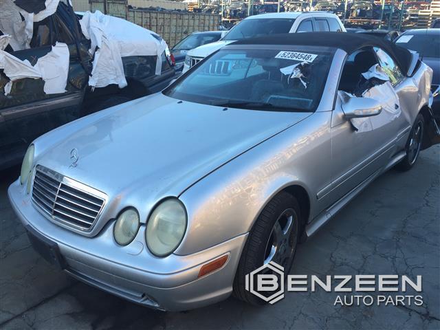 Mercedes-Benz CLK55 AMG 2002 - 8722RD